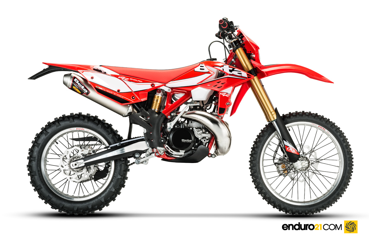 First Look: 2017 Beta RR Enduro