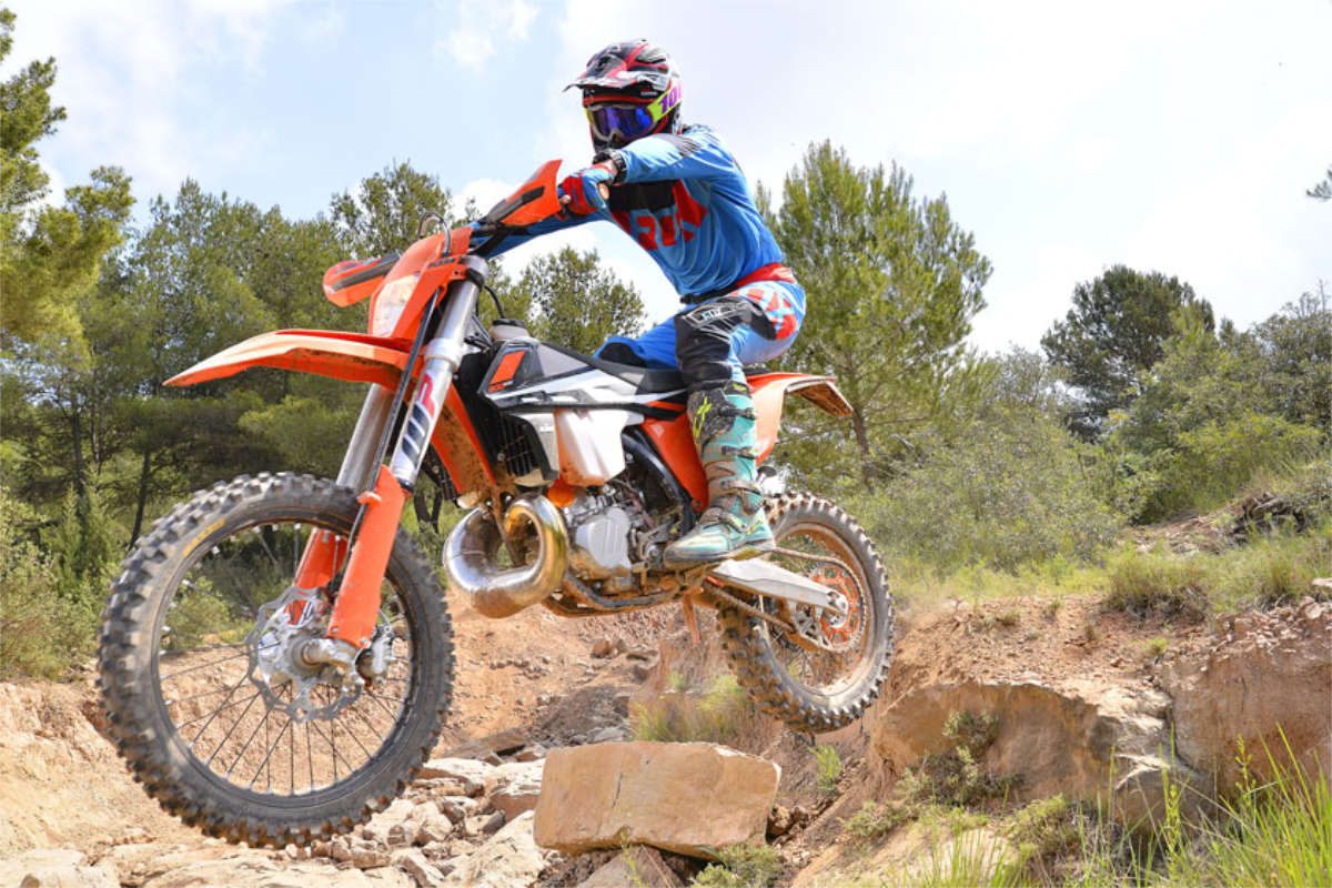 Tested: KTM 2017 EXC First Ride