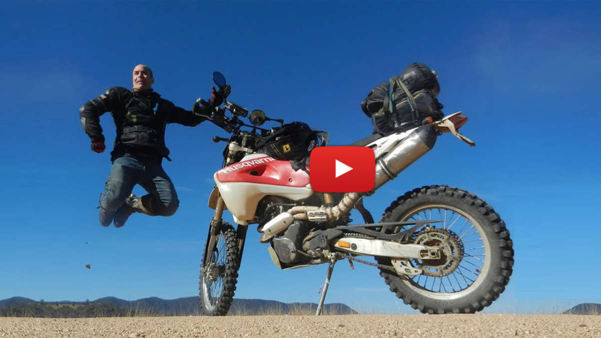 Why A Man Needs To Ride A Dirt Bike