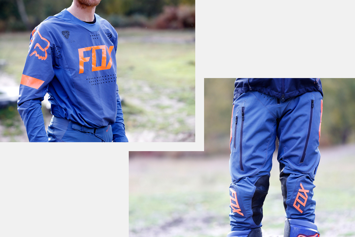 Tested Fox Racing Legion Offroad Pant And Jersey