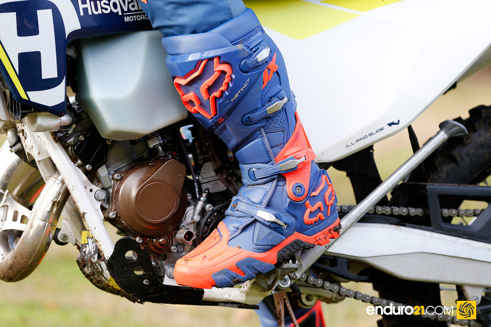 Tested – Fox Racing's Instinct Offroad Boots