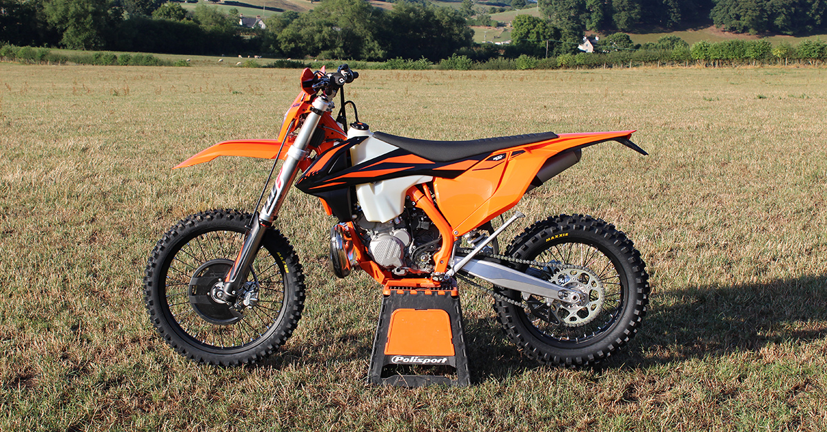 New Test Mule: Enduro21 gets a 2019 KTM 300 EXC TPI