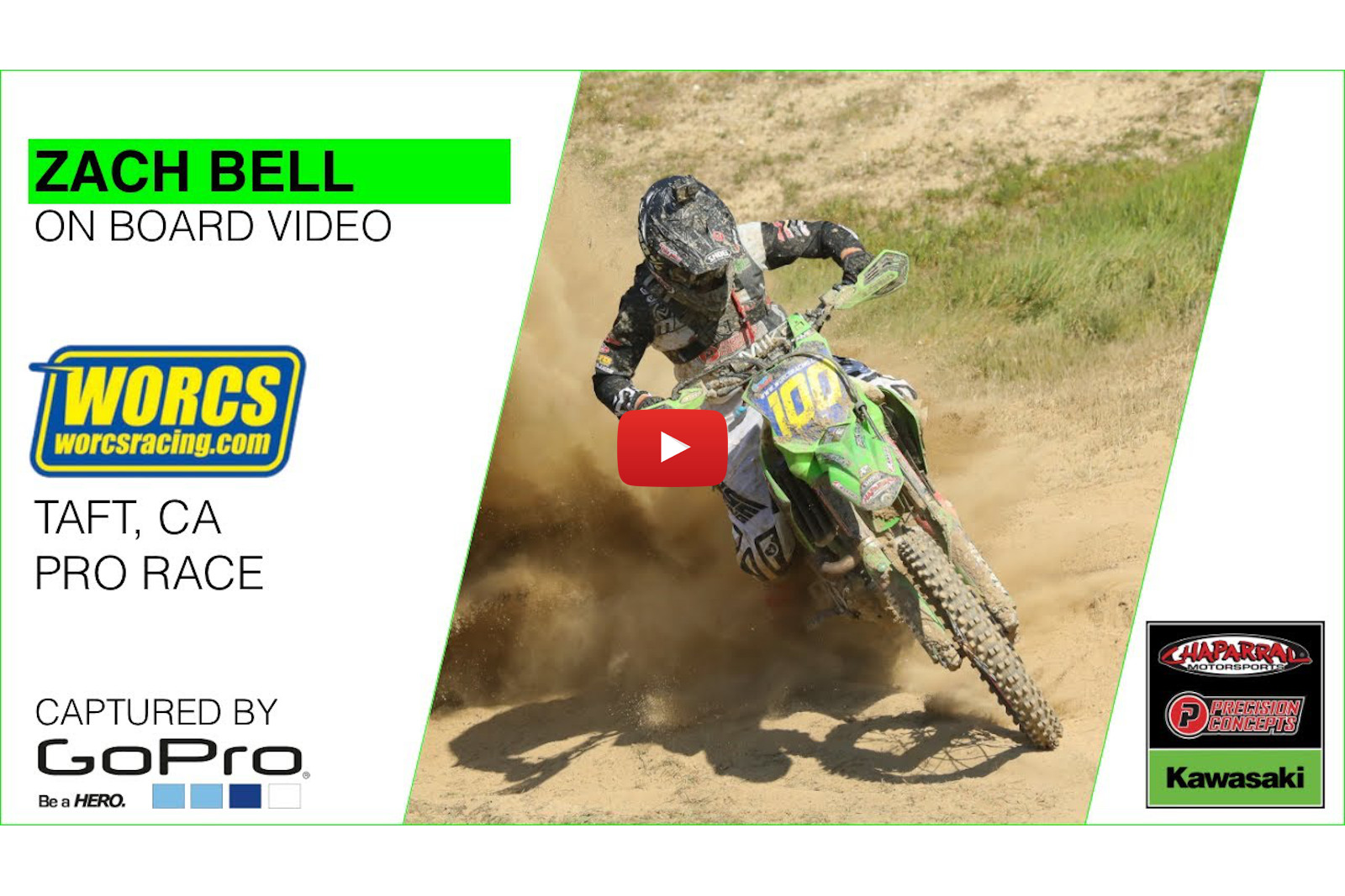 POV: Zach Bell – How fast is Taft? WORCS Rnd 2