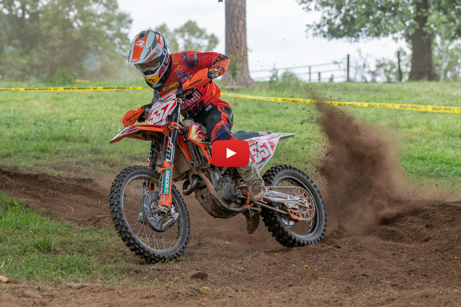 Events Highlights: Rockcrusher Full Gas Sprint Enduro – Kailub Russell takes the title