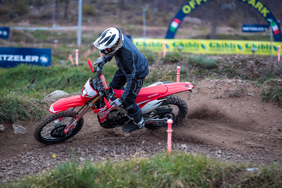 Tested: RedMoto Honda's 2020 CRF RX Enduro range