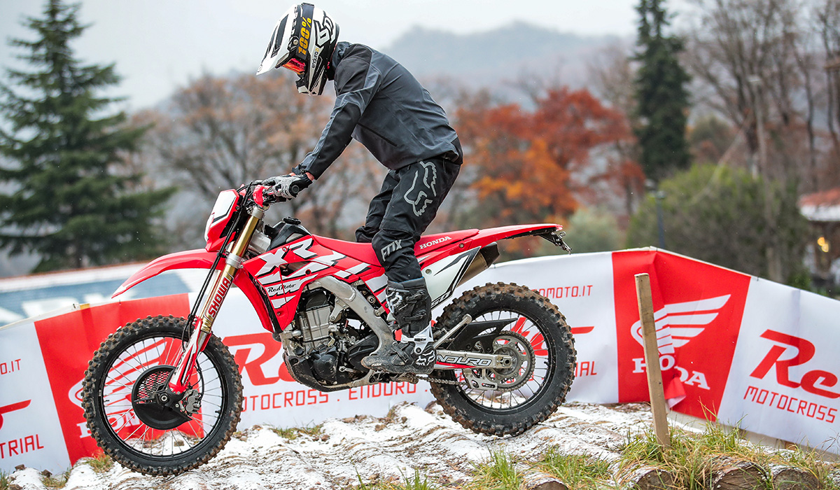 Tested: 2020 Honda XR 450 – RedMoto's under the radar dual-sport gem