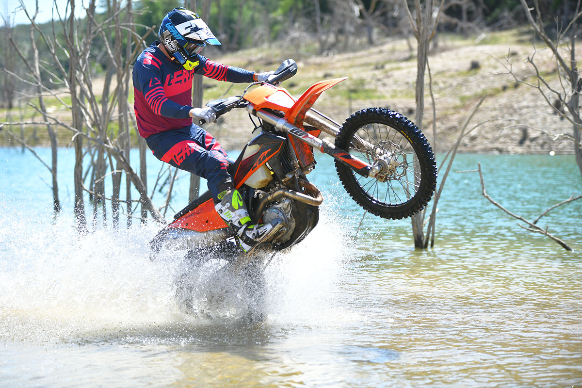 Tested: 2020 KTM EXC Enduro range
