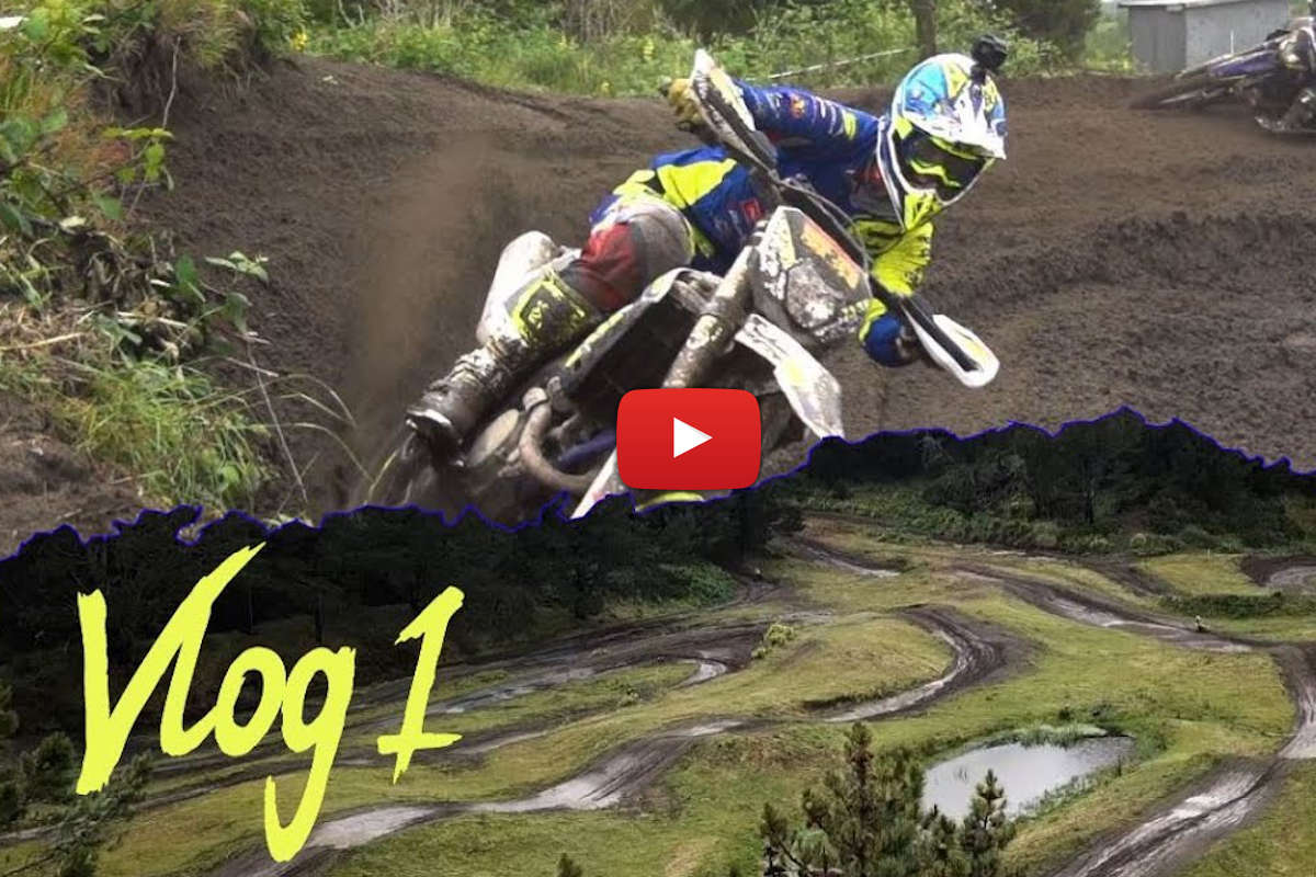 MacDonald Vlog 1 The North Island Roadie – Training at Wibley's compound