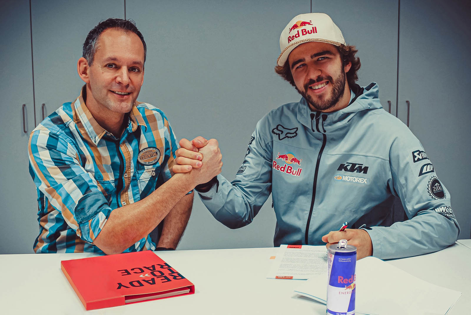 Manuel Lettenbichler signs with KTM Factory Racing