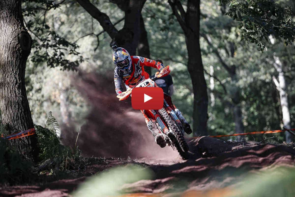 WESS Diaries - Can A Motocross Rider Learn To Ride Hard Enduro?