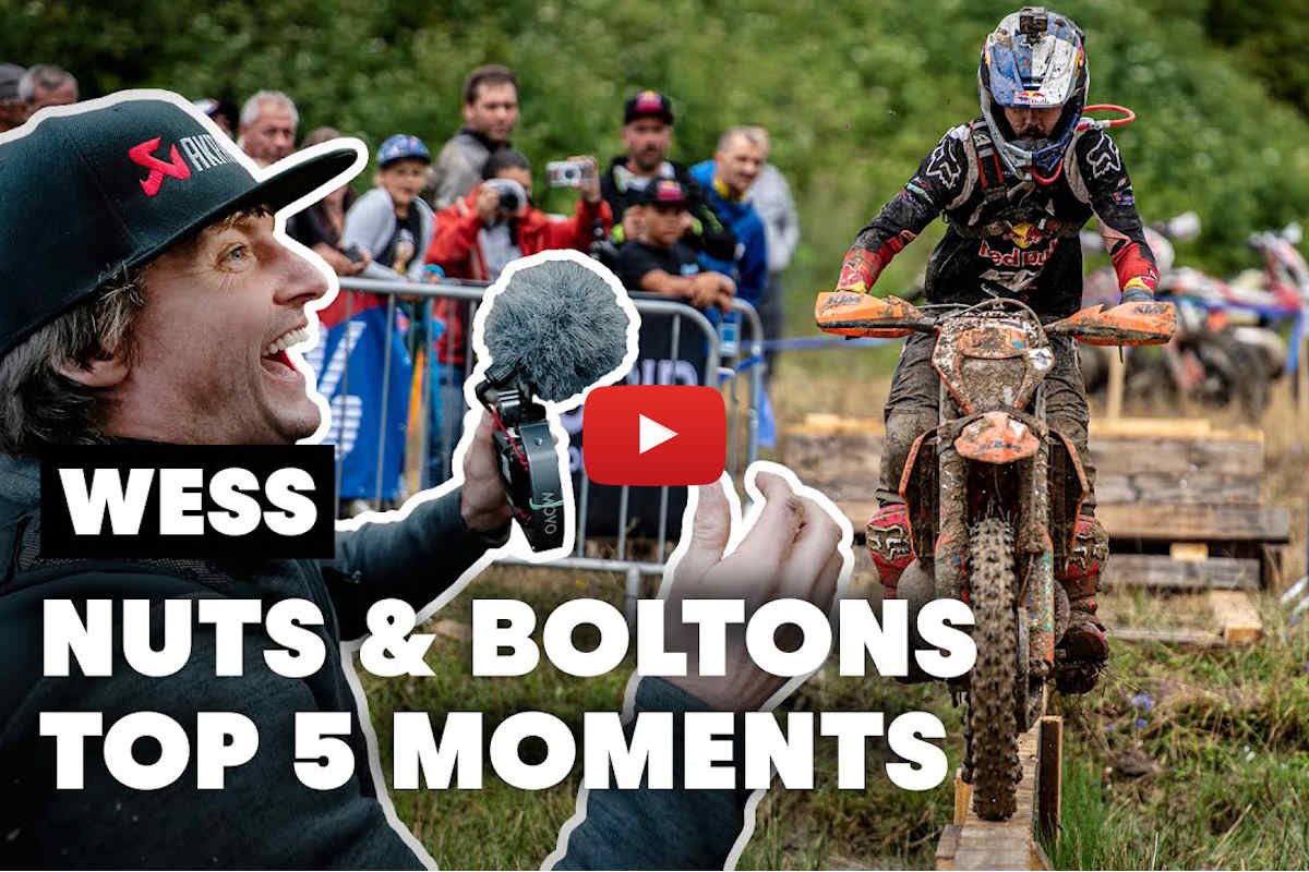 The Best Nuts and Boltons Moments From WESS 2019