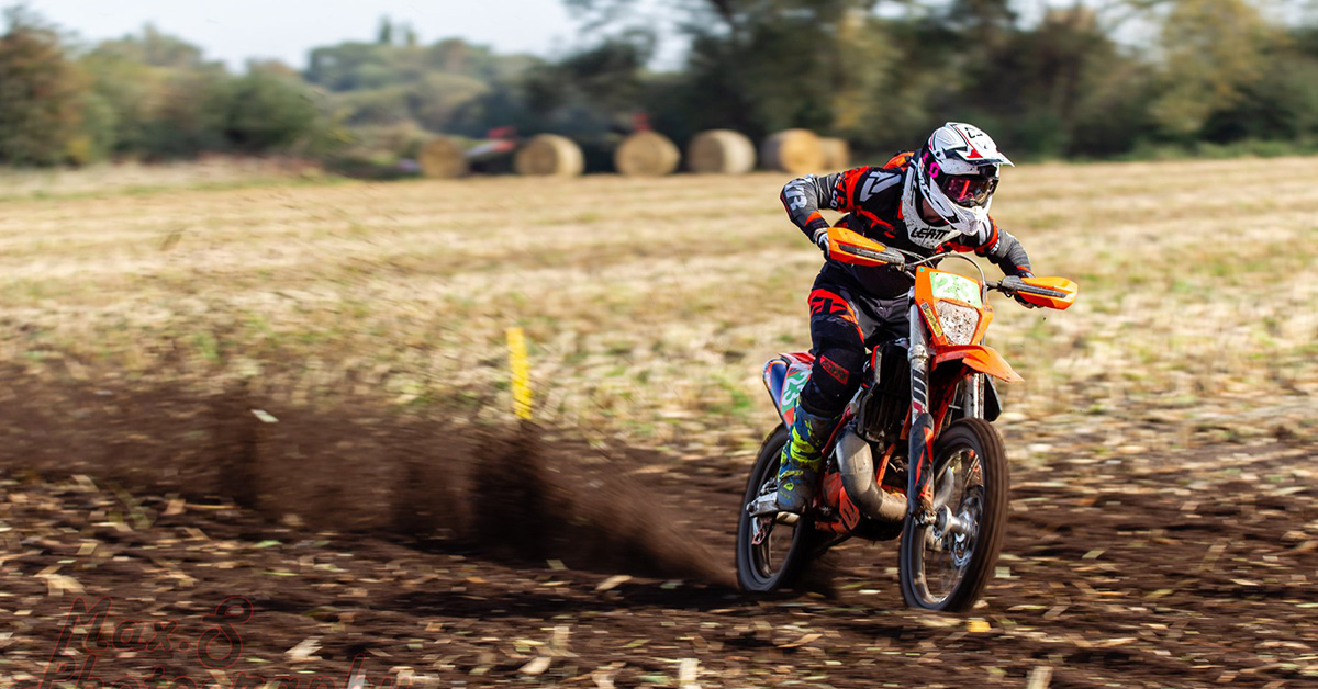 KTM 300 EXC TPI Long Term Test Mule Blog – stubble field racing