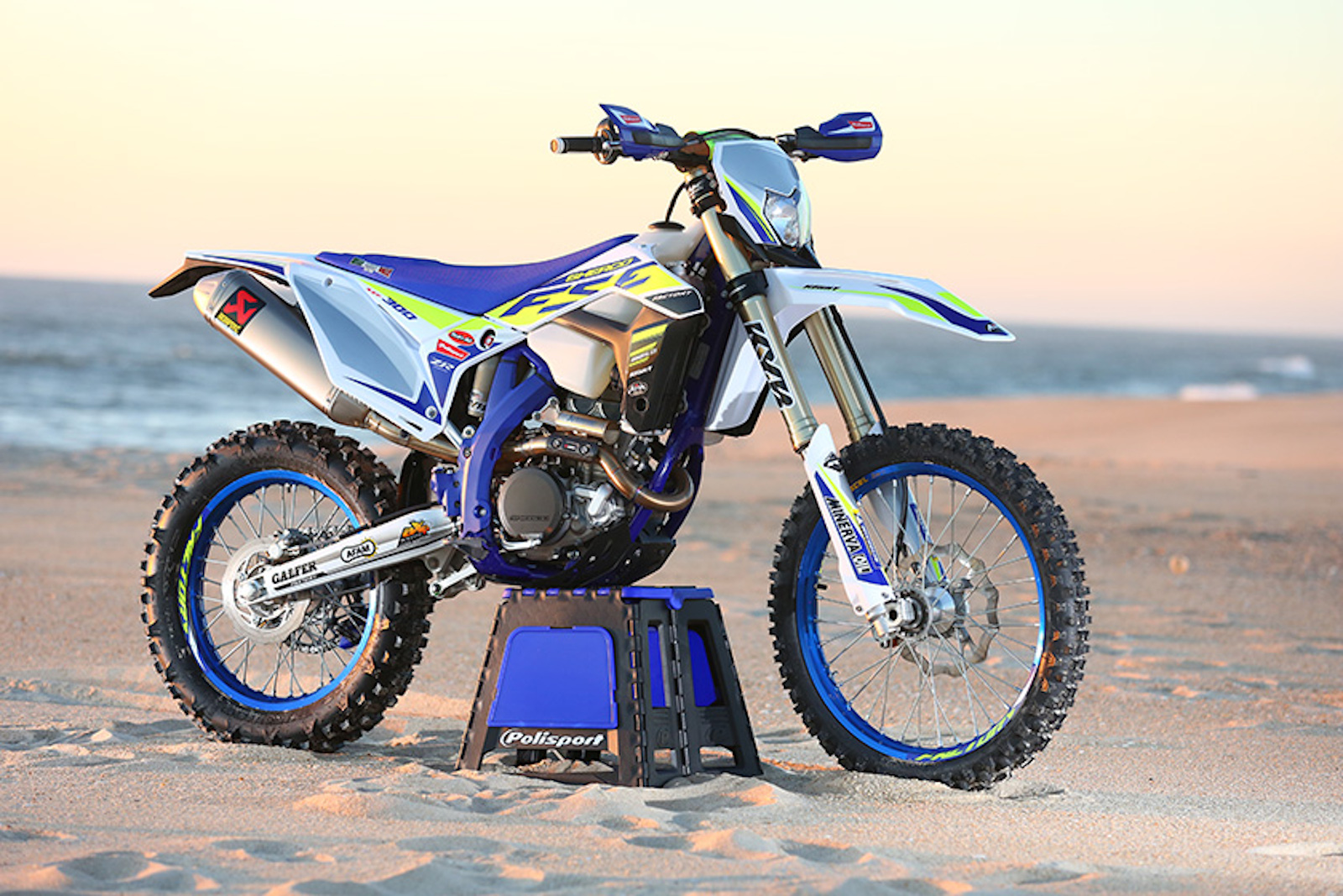 2020 Sherco enduro model range tested