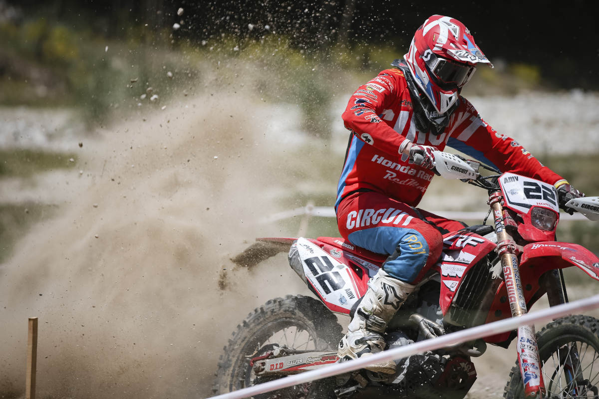 Results: EnduroGP of Greece 2019 day 2 – War of attrition in Serres