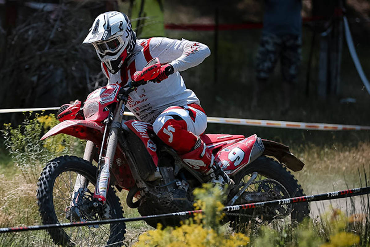Results: EnduroGP of Italy day 2 – Salvini and home crowd winners