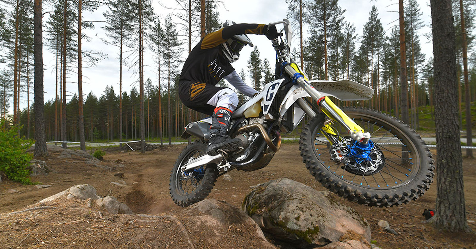 Tested: Husqvarna's new 2020 Enduro models – the details that matter
