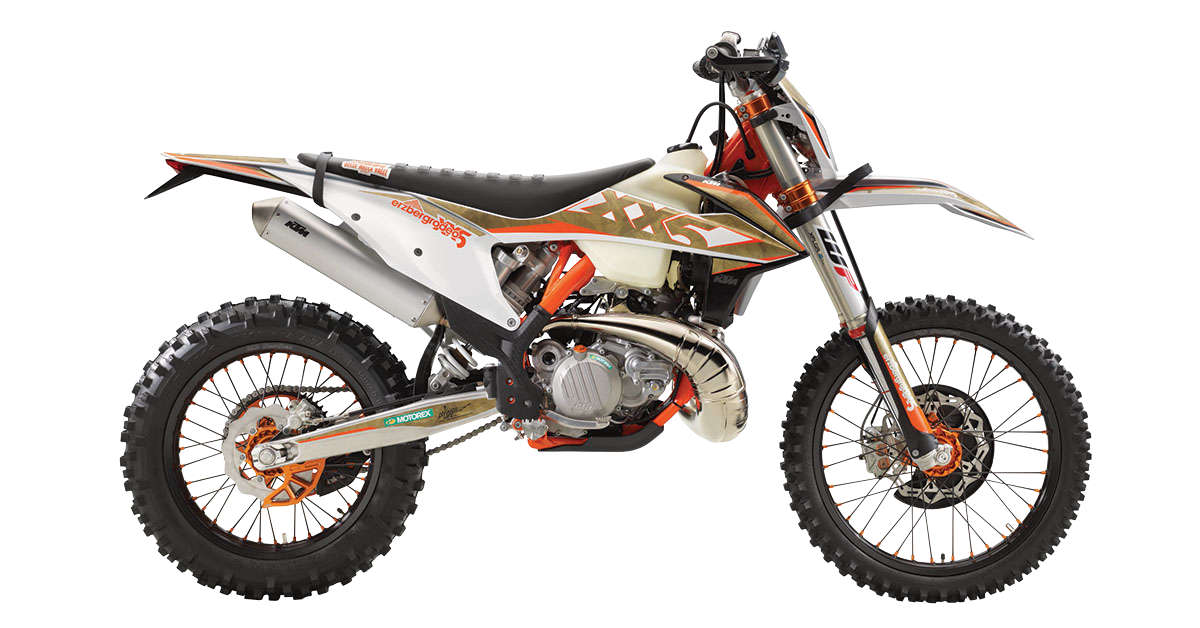 First look: 2020 KTM EXC model range – world launch details revealed