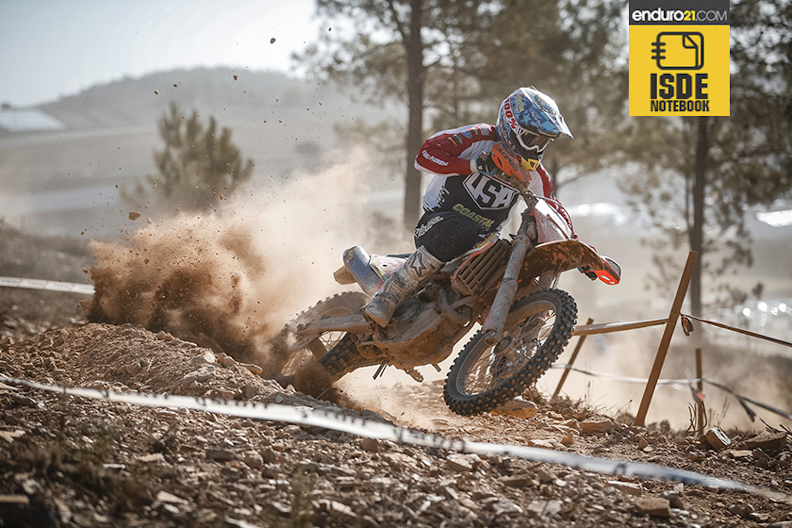 ISDE 2019: Day 2 Notebook direct from Portimao