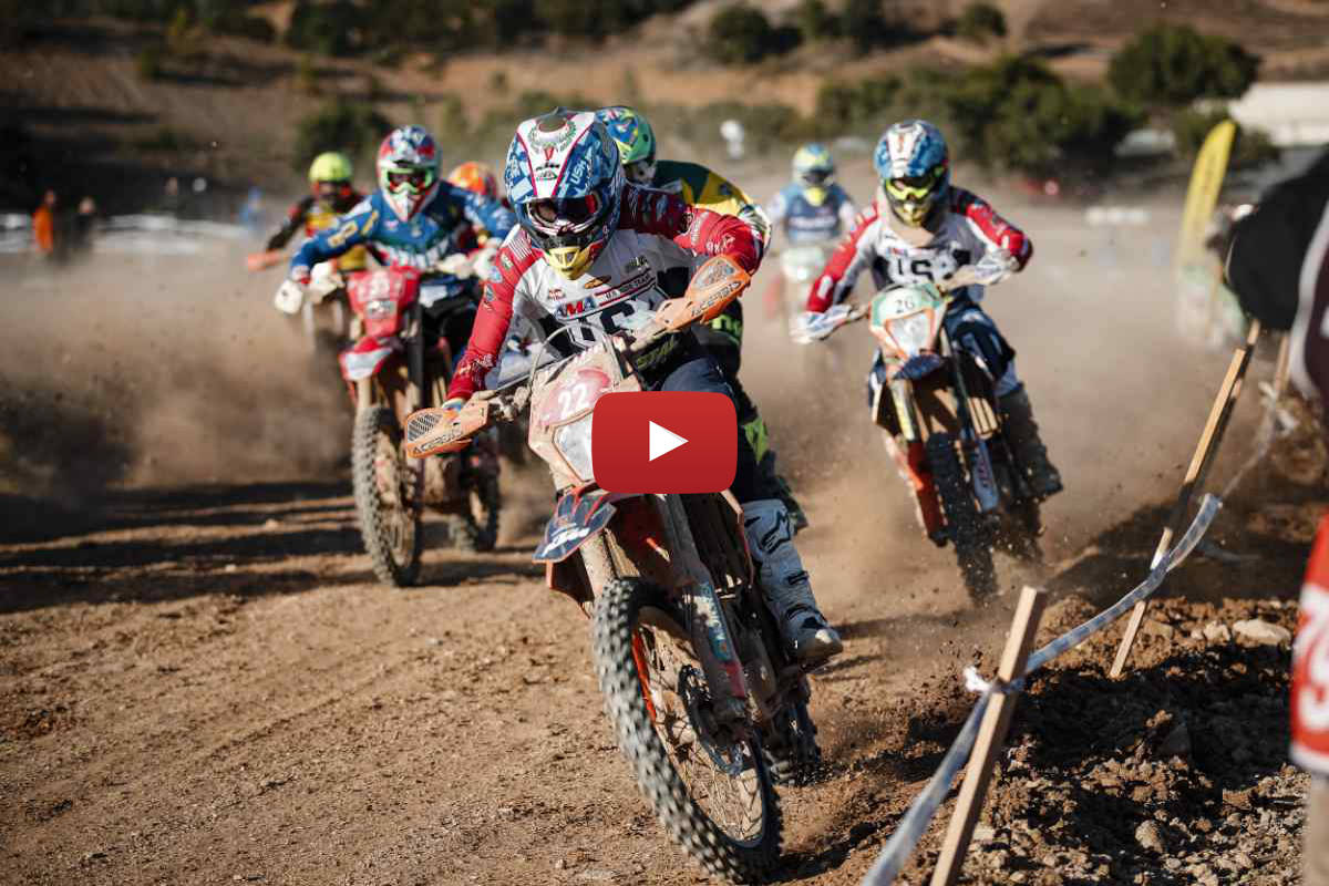 Event Highlights: ISDE 2019 day 6 – final MX test action