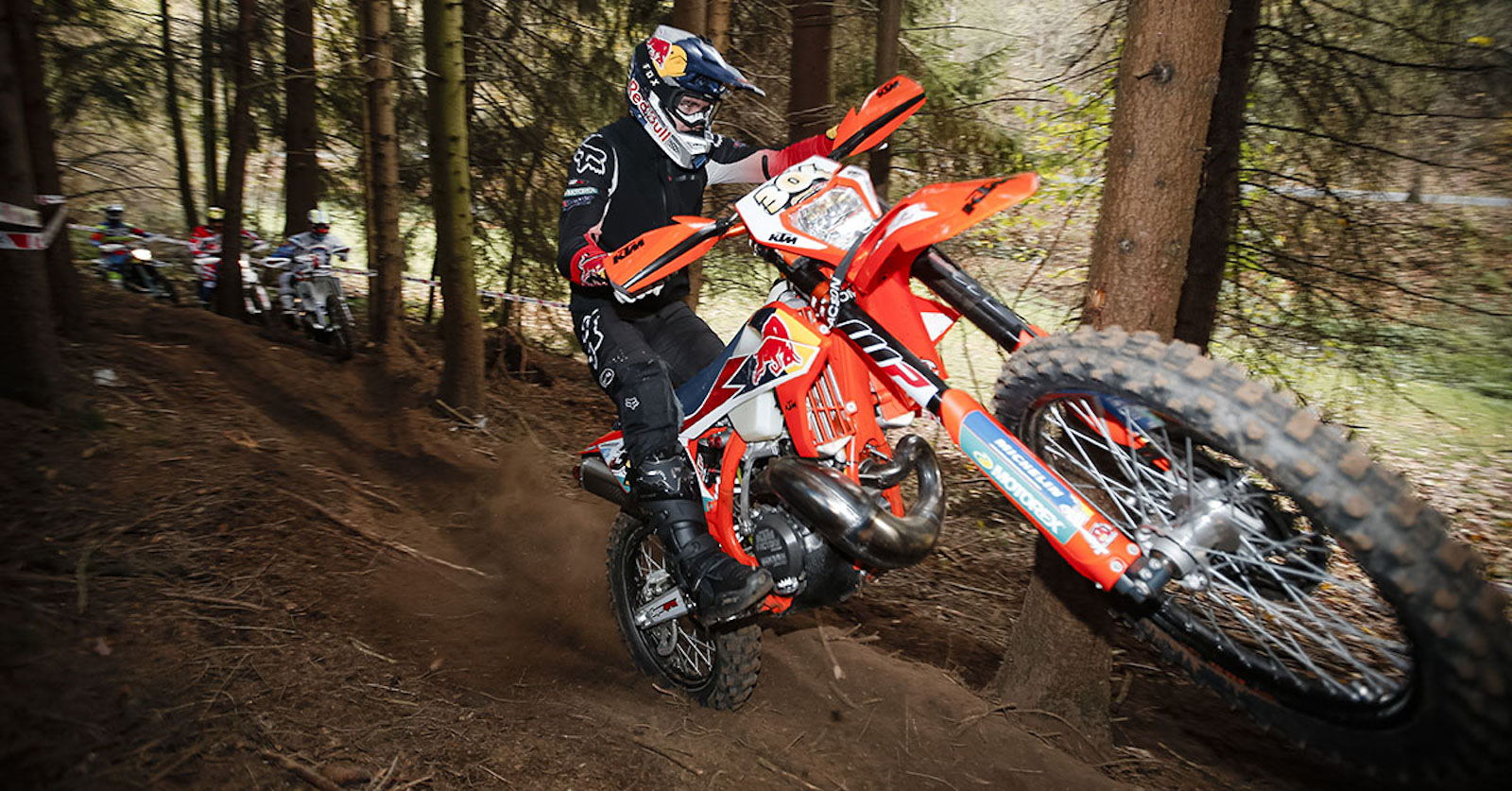 Manuel Lettenbichler crowned 2019 WESS Enduro World Champion