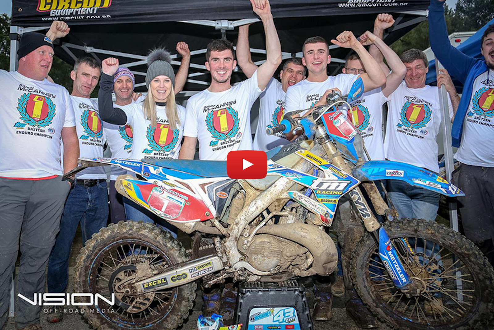 Event Highlights - Natterjack British Enduro day 1 - McCanney and Edmondson crowned champions