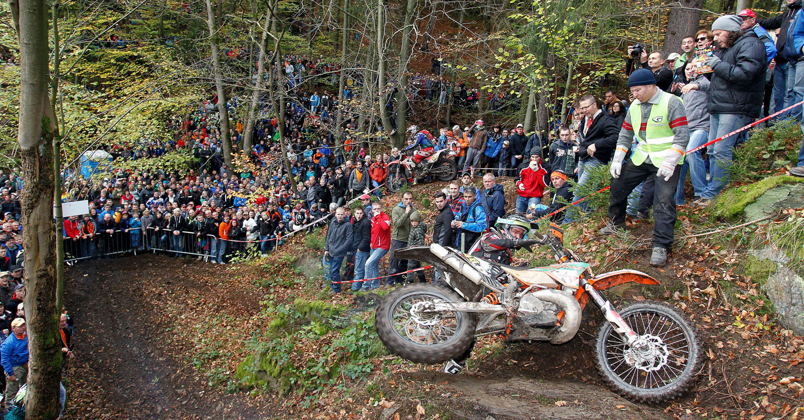 Crunch time for World Enduro Super Series at GetzenRodeo Hard Enduro