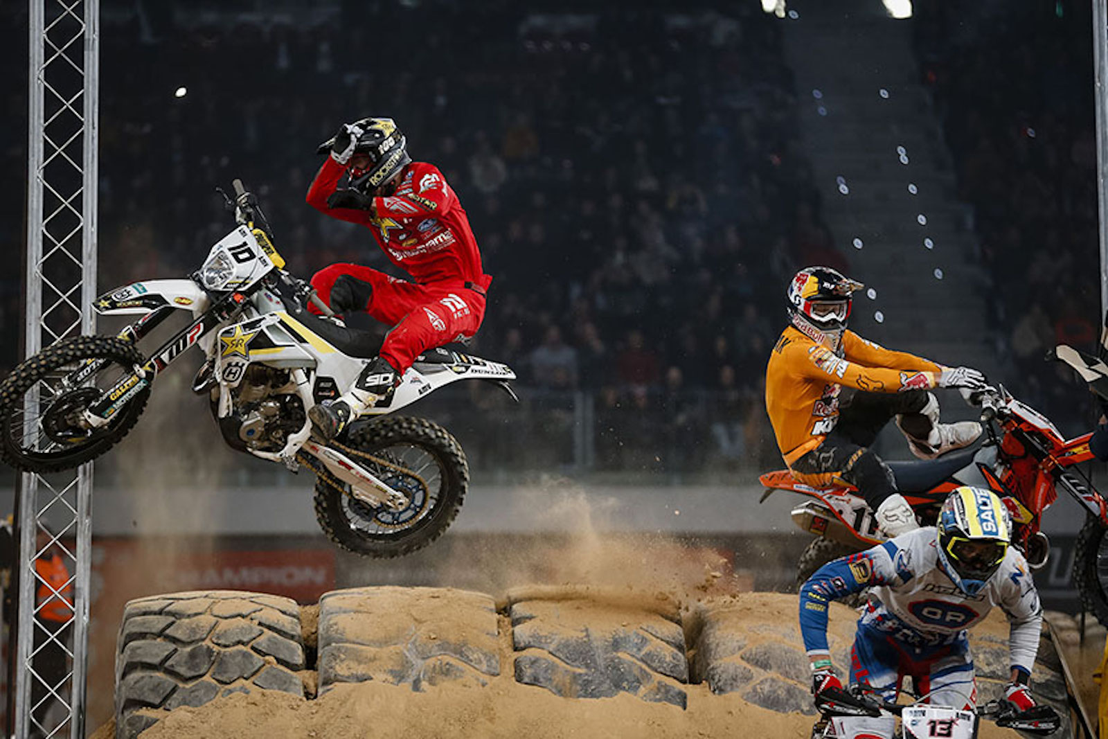 Haaker and Blazusiak head-to-head for 2019 EnduroCross title this weekend