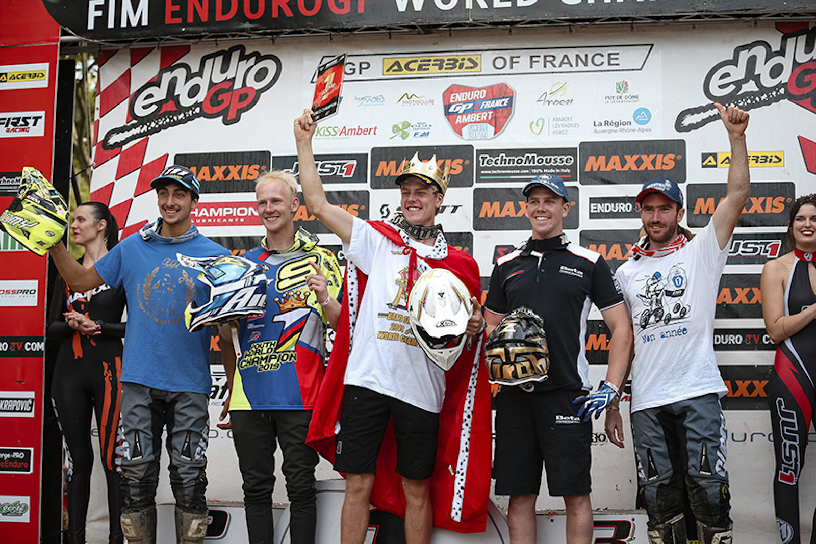 EnduroGP 2019: 5 things we learned from the final GP of 2019 in France