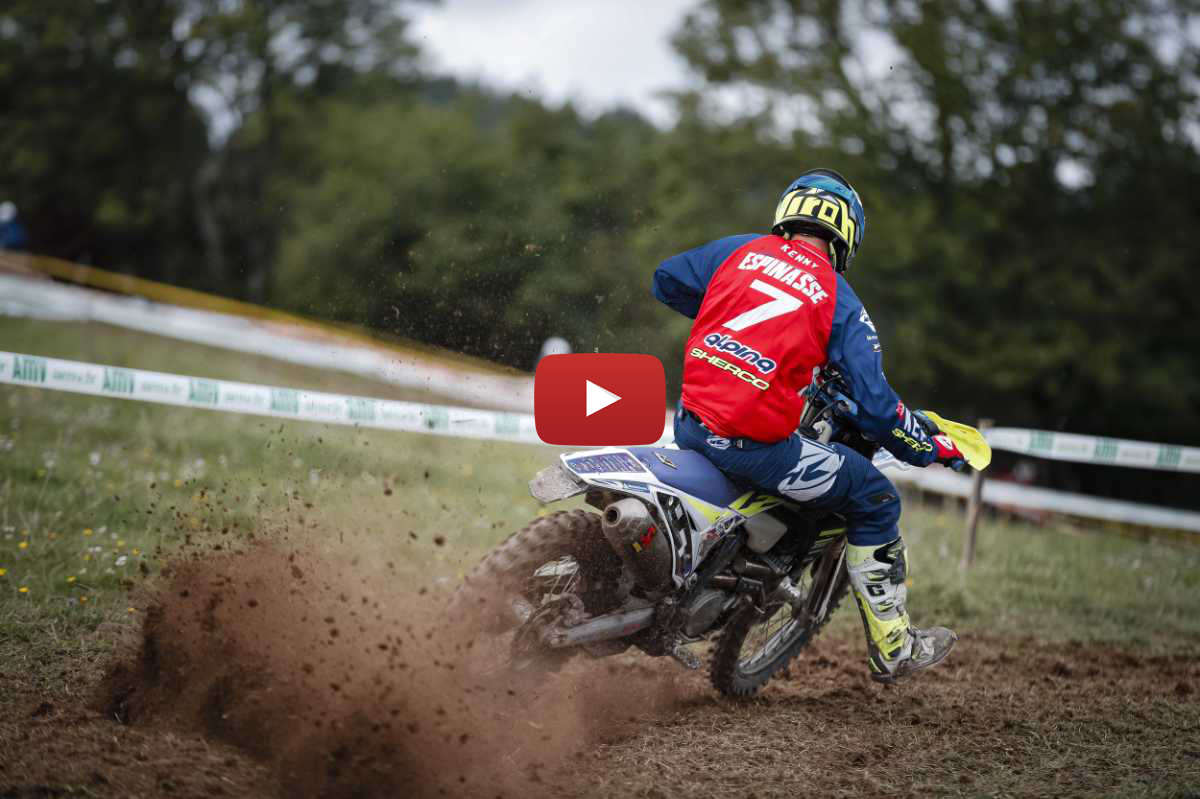 Event Highlights: 2019 French EnduroGP – Junior and Youth