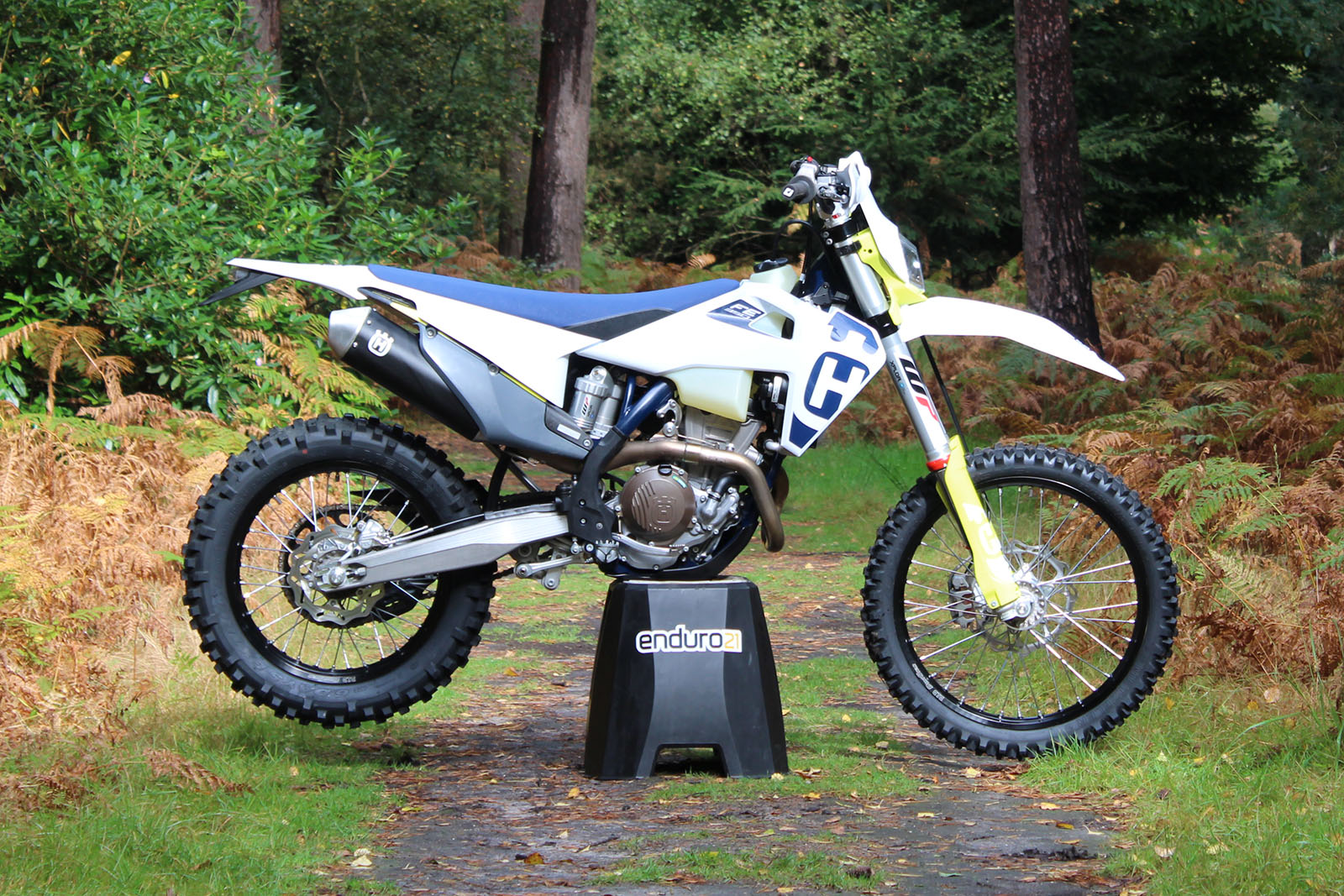 2020 Husqvarna FE 350: The new Enduro21 test mule