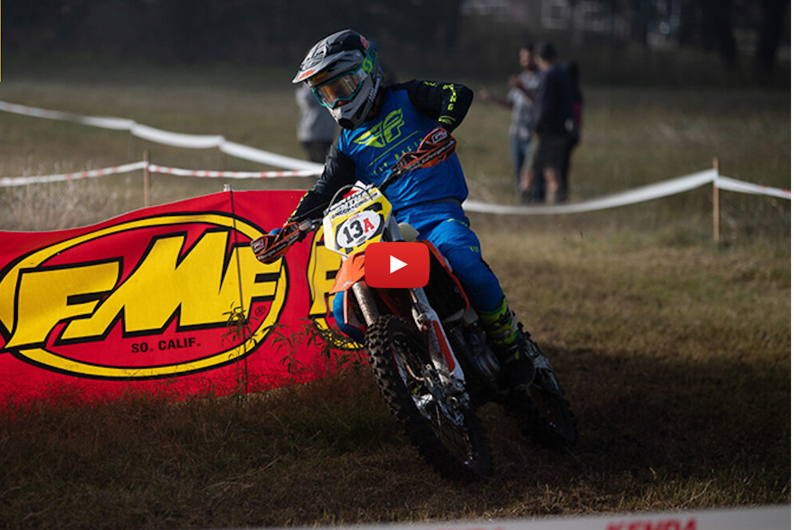 Event Highlishts: Zink Ranch National Enduro – Flat grass tests in the USA? What?!