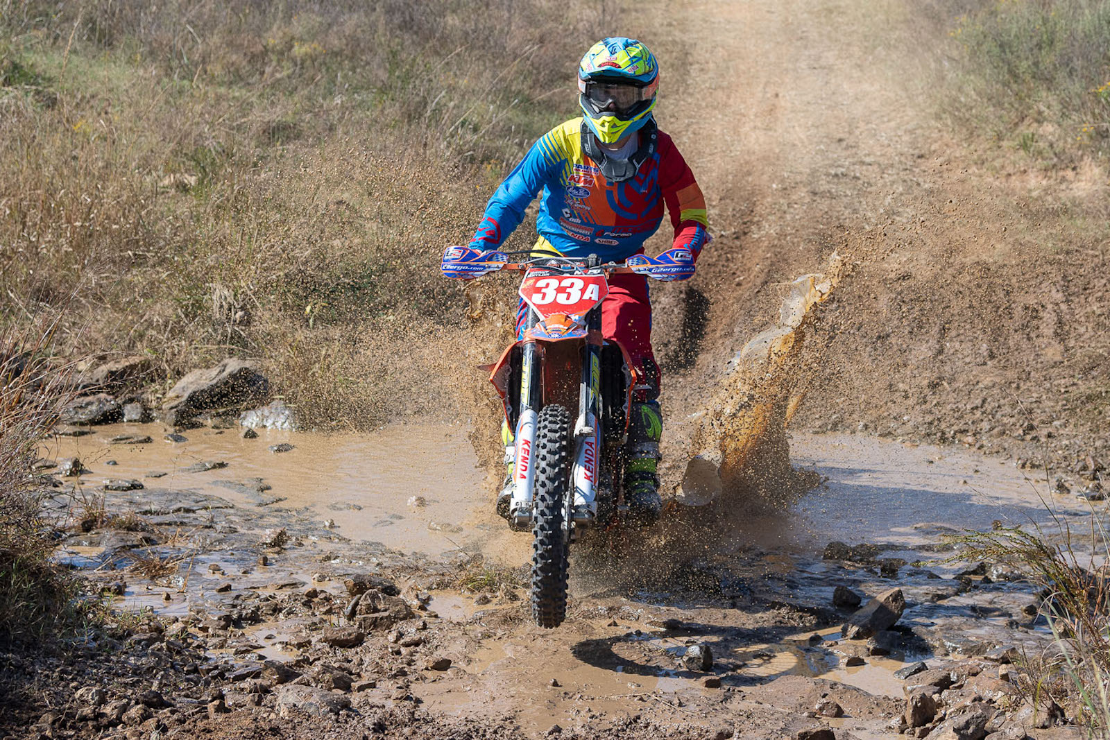 Results: Grant Baylor Wins Zink Ranch National Enduro