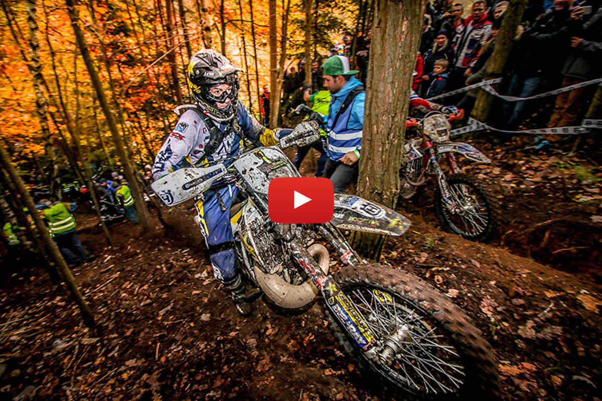 Video preview: GetzenRodeo Hard Enduro final WESS round of 2019 this weekend