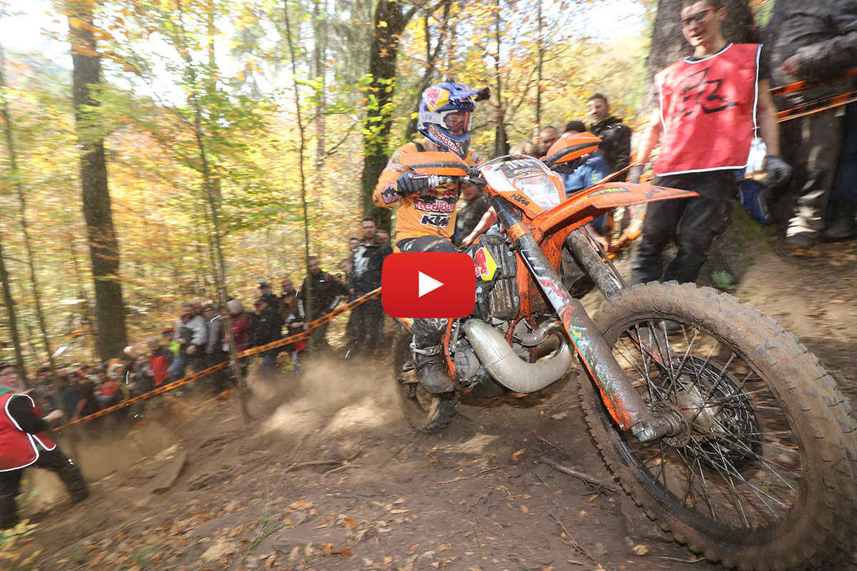 5 facts about GetzenRodeo Hard Enduro WESS final round
