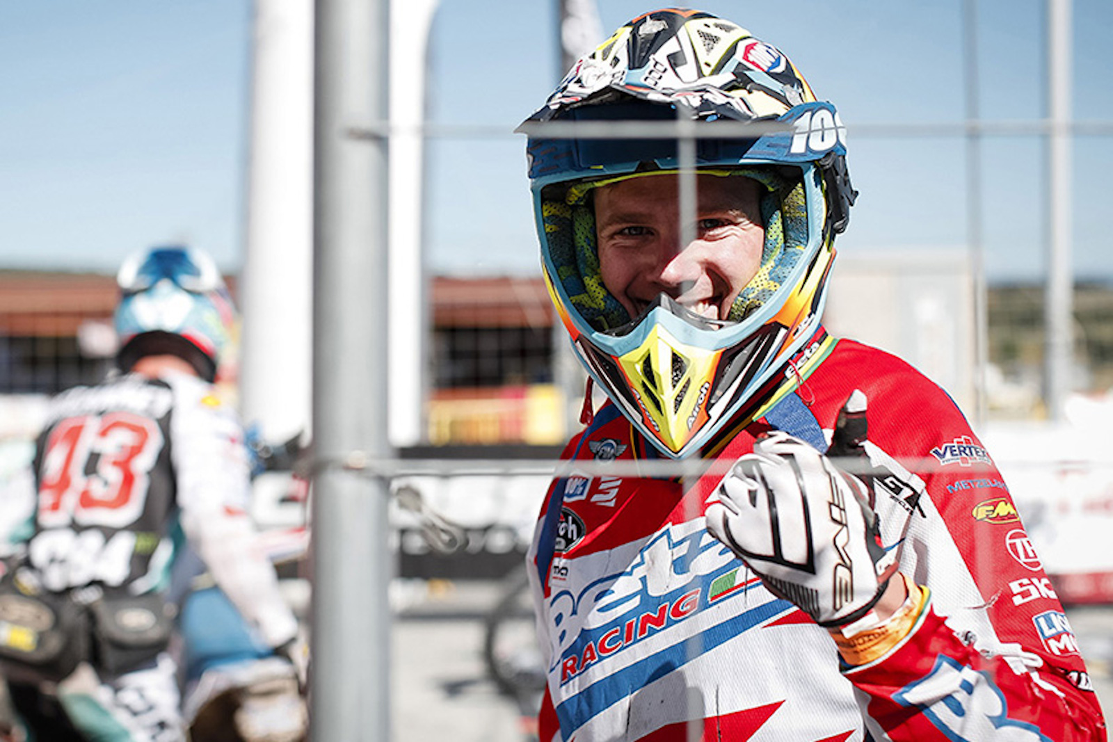 Holcombe fit and fired up for EnduroGP comeback at Czech GP this weekend
