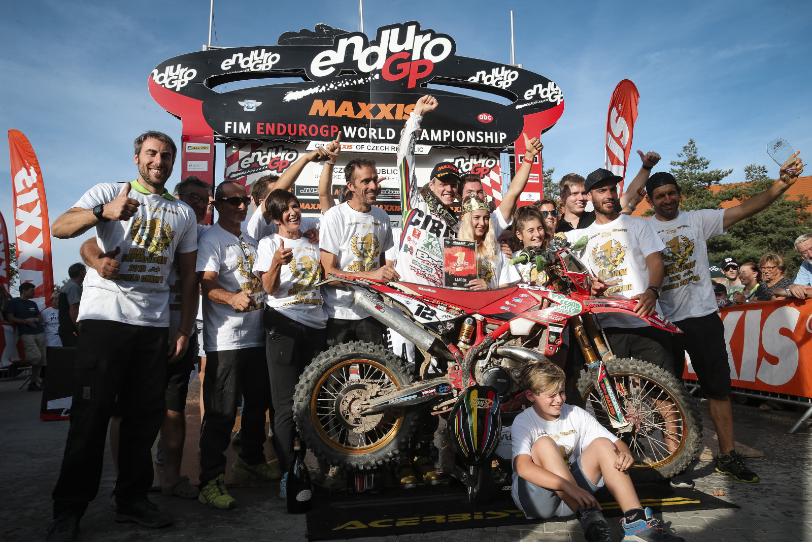 Results feed: French EnduroGP day 2 – Freeman wins 2019 EnduroGP World title