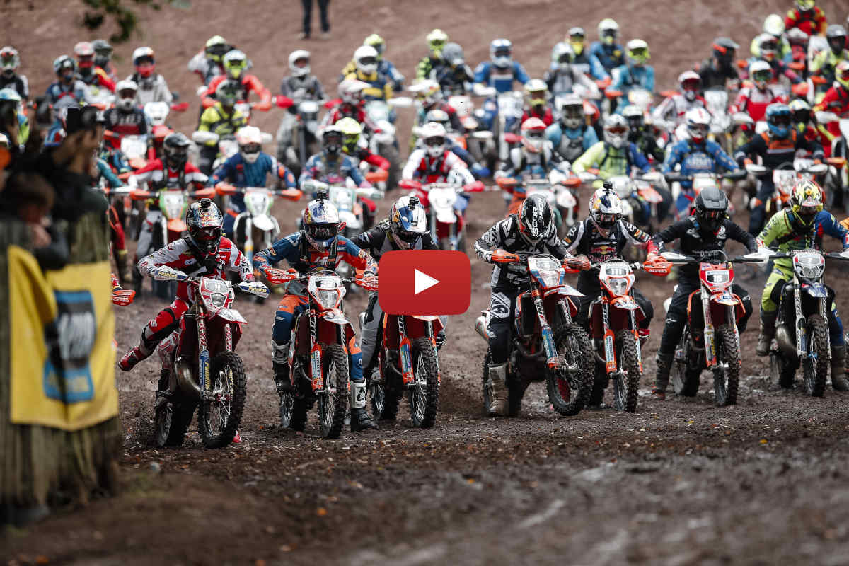 Event Highlights: Hawkstone Park Cross-Country main race