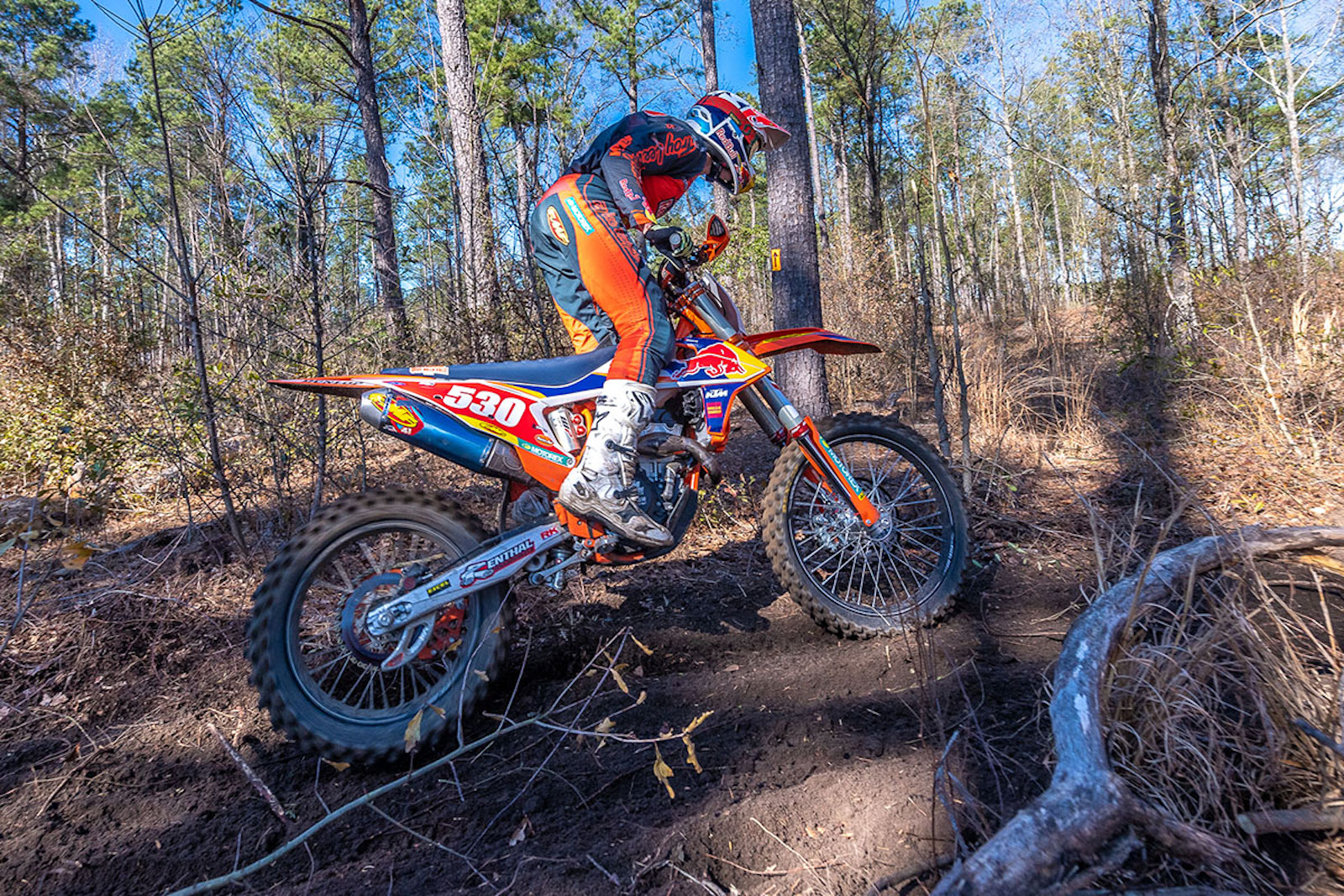 Ben Kelley takes opening National Enduro win of 2020 season at NEPG Sumter Enduro