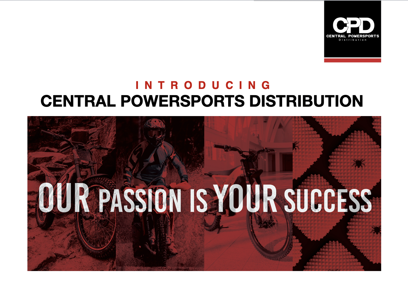 Central Powersports Distribution