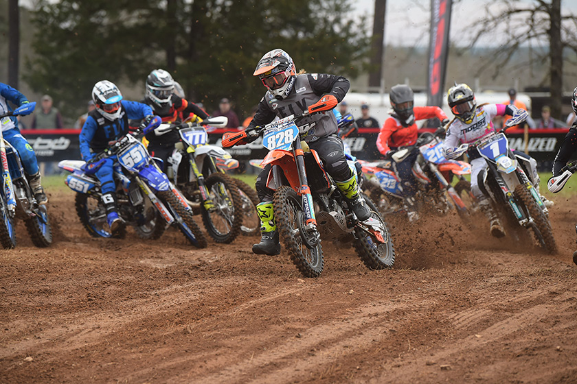 "GNCC goes back racing May 16-17 – ""Back to square one"" says Russell"