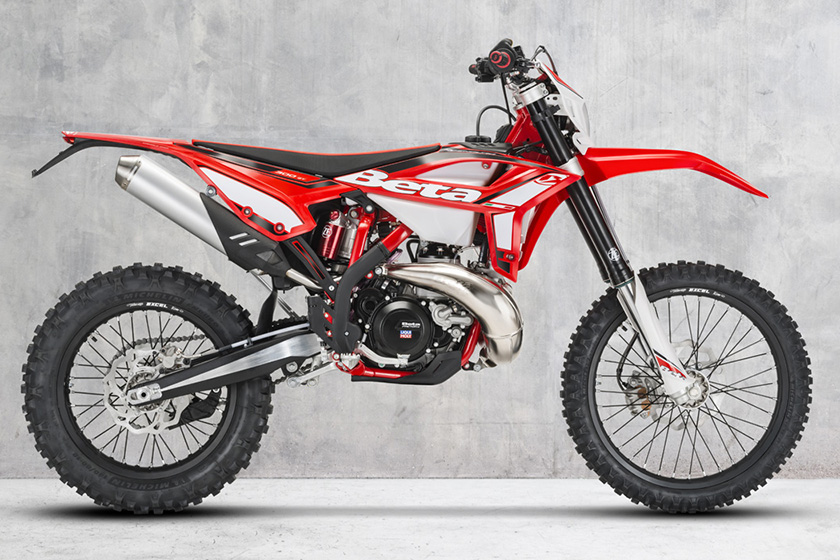 First Look: 2021 Beta RR enduro models