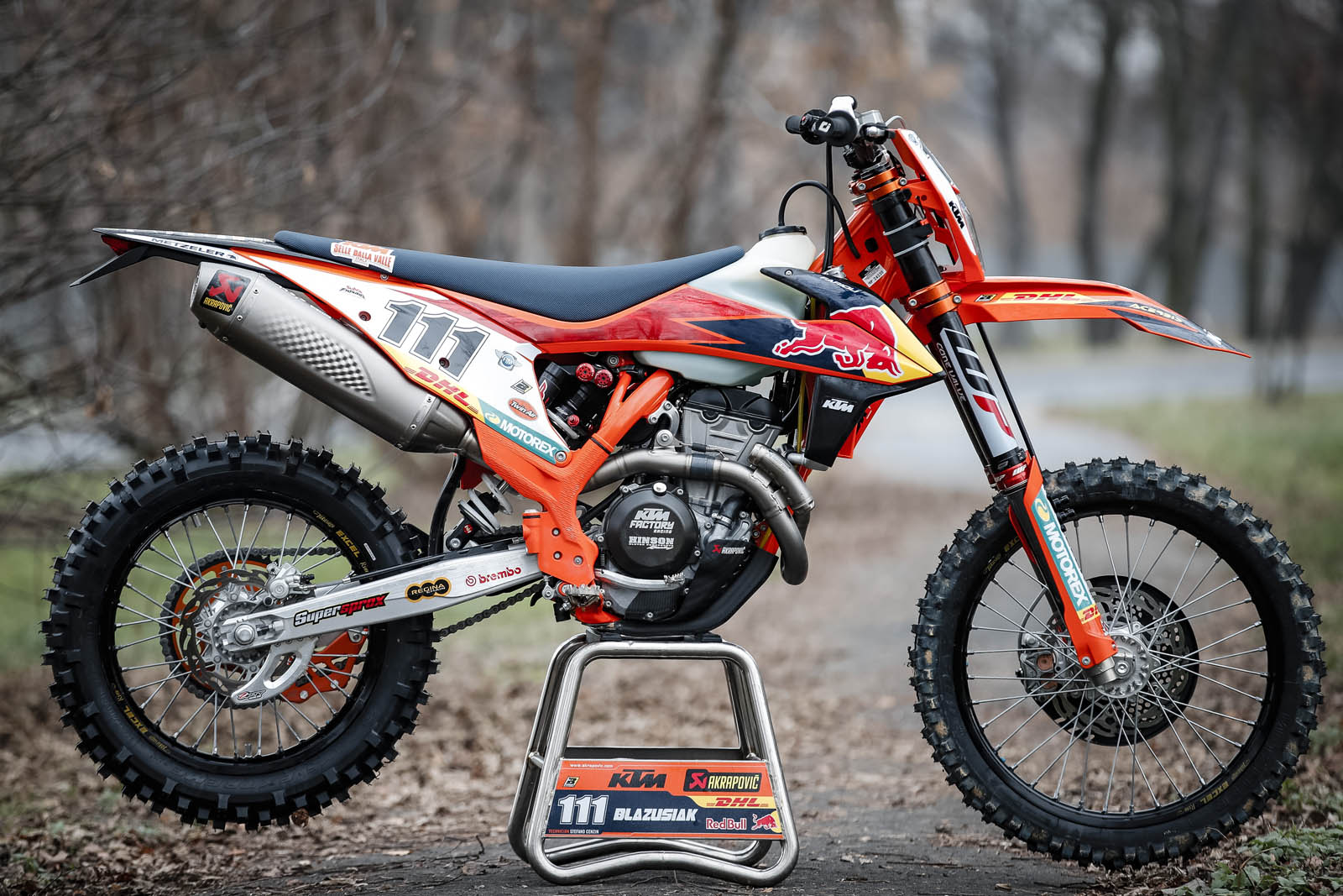 My Ride: Taddy Blazusiak's 2020 SuperEnduro KTM 350 EXC-F