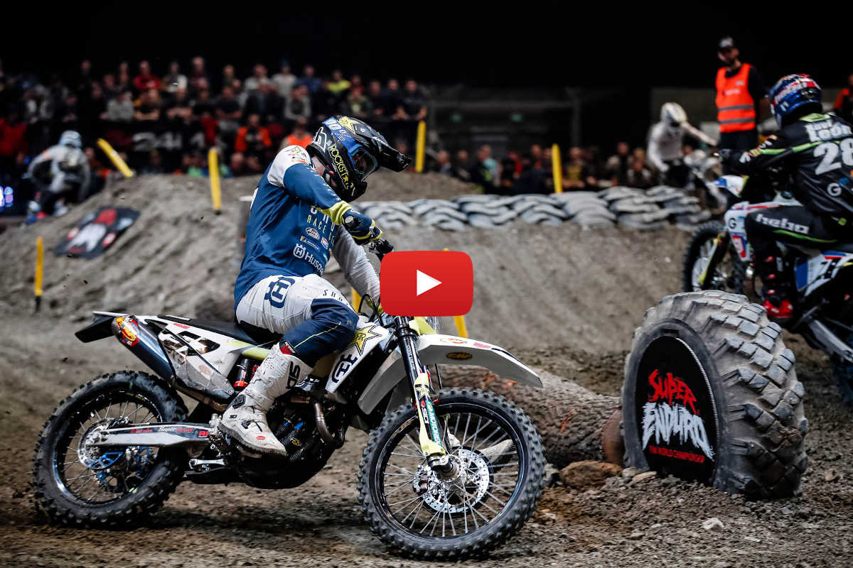 Event Highlights: SuperEnduro Round 4, Hungary