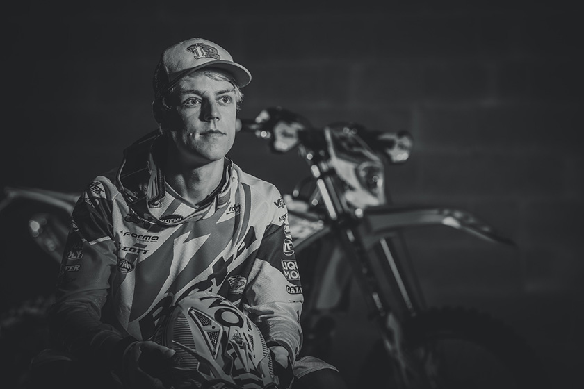 5 Minutes: Brad Freeman – EnduroGP World Champion playing the waiting game