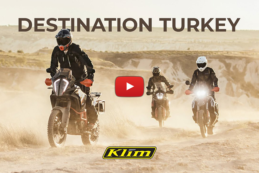 Klimlife – Destination Turkey off road adventure