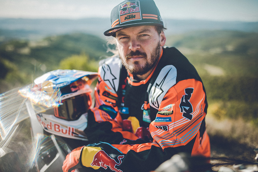 5 Minutes: Toby Price – Finke, ISDE and are four wheels the future?