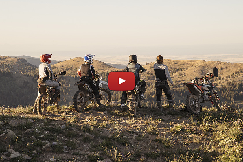 Get out and ride – Idaho off-road trails with Fox Racing
