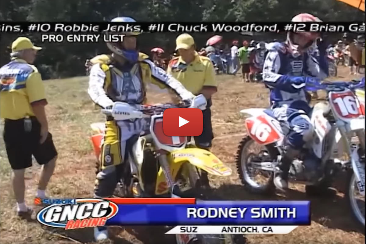 GNCC history: throwback to 2005 – top 3 revisit 15-year-old race