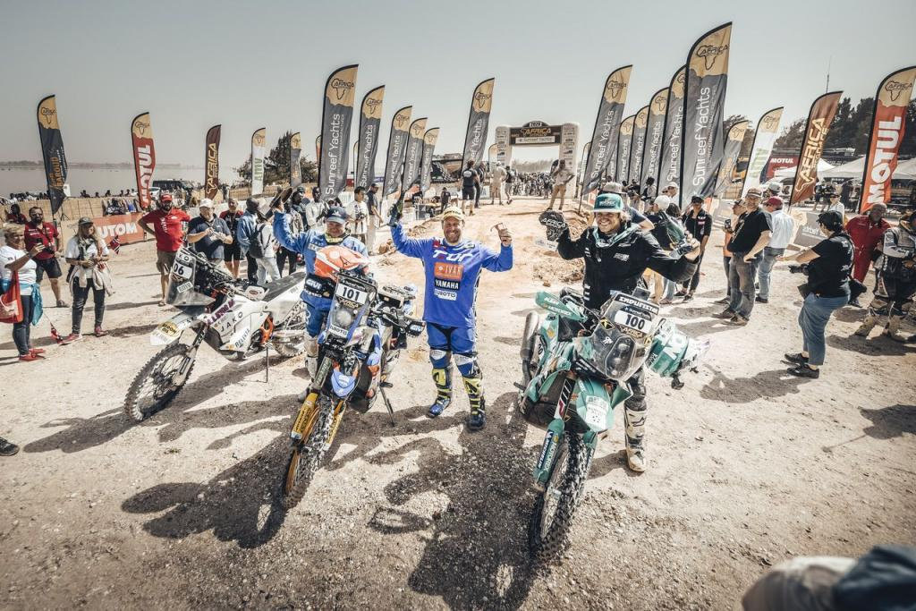 2021 Africa Eco Race: starting and finishing in Dakar