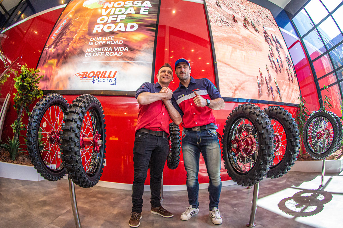 Borilli Racing new title sponsor for EnduroGP